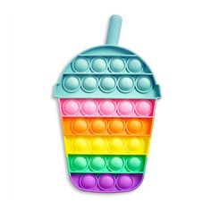Toys For Girls, Kids Toys, Pop It Toy, Balle Anti Stress, Figet Toys, Cool Fidget Toys, Pop Bubble, Bubble Wrap, Cool Pops