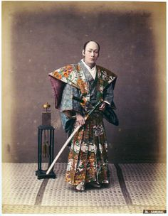 Portraits of The Real Samurai in The 19 Century  A collection of interesting vintage photos of the real Samurai in Japan in the 19 century.   http://www.vintag.es/2013/04/the-real-samurai-in-19-century.html#more