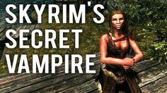 SKYRIM'S SECRET VAMPIRE!