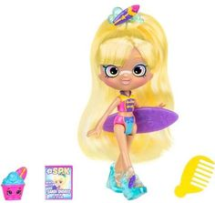 Awesome collection of Shopkins Toys in UK. Shop now for Shopkins season 5 and other series. Pre-order, buy online or collect in your local Smyths Toys Superstore. Shopkins And Shoppies, Shoppies Dolls, Num Noms Toys, Shopkins Season 5, Shopkins Happy Places, Toys Uk, Barbie Toys, Doll Stands, Monster High Dolls