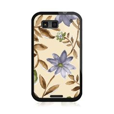 Flowers And Branches Motorola Defy Case