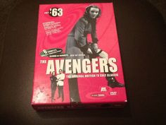 The #avengers, set 3 from 1963 - 6 #complete digitally #remastered episodes.,  View more on the LINK: 	http://www.zeppy.io/product/gb/2/311685413542/