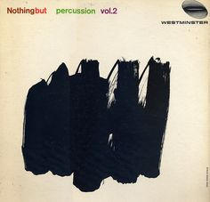 Nothing but percussion - Rudolph de Harak