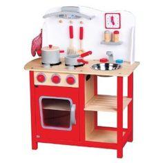 New Classic Toys NCT 1055 - Küche mit Zubehör: Amazon.de: Spielzeug