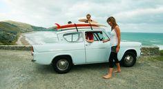 Surf Trip Gisborne, NZ
