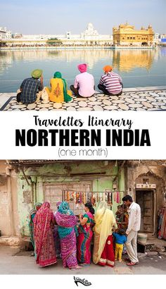 Travel Discover How to Spend One Month in Northern India. All of the travel tips and recommendations you need to plan and visit Northern India. Goa India, North India, India Tour, Delhi India, India Travel Guide, Asia Travel, Jaisalmer, Udaipur, Travel Guides