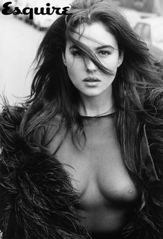 Monica Bellucci Photos 2010 - Hottest Monica Bellucci Pics - Esquire
