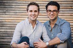 Gay Engagement Session in New York City - NYC Wedding Photographer | New York Hudson Valley Wedding Photographer