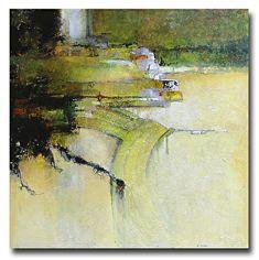 "Transending by Christopher Westfall Acrylic ~ 36"" x 36"""