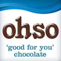 ohso chocolate for charitable event gift bags, apply on #DonationMatch