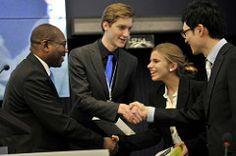 FerMUN: Model UN conference | by ITU Pictures