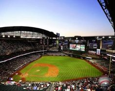 Chase Field 2014 Photo Print (8 x 10)