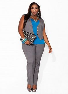 Ashley Stewart plus style