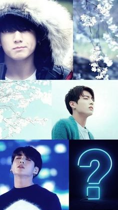 BTS Jungkook Wallpaper - Credits to owner//artist