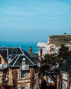 Etretat, France by Traveler's Child