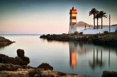 Farol-Museu de Santa Marta – Cascais Santa Marta, Portugal, Bell Rock Lighthouse, Museum
