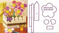 <center>Moldes e medidas</center> | Montando minha festa