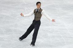 Javier Fernandez Photos: ISU Grand Prix of Figure Skating NHK Trophy - Day 2