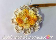 PAP – Flor da Primavera | Manu e Manias 9