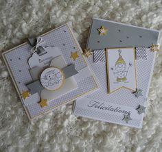 Bonjour à toutes, Mille mercis pour toutes ces jolies cartes que vous nous avez envoyées et pour tous vos gentils mots qui les...