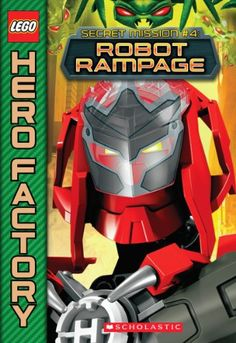 LEGO® Hero Factory Books: Secret Mission #4: Robot Rampage by Greg Farshtey http://www.amazon.com/dp/0545476720/ref=cm_sw_r_pi_dp_ACN4tb1WW7HK8