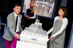 1 Urodziny Concordia / First birthday of Concordia / Birthday cake / Concordia Taste