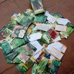 Comment Planter, Design Jardin, Gift Wrapping, Sachets, Bushcraft, Camping, Gardens, Seeds, Plants