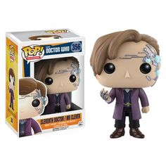 Doctor Who 11th Doctor as Mr. Clever Pop! Vinyl Figure - Funko - Doctor Who - Pop! Vinyl Figures at Entertainment Earth