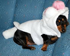 Sheep costume by DownUnderDogDesigns on Etsy, $55.00