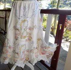 Contemporary HEIRLOOM SKIRTS made to ORDER by WildColonialGirl