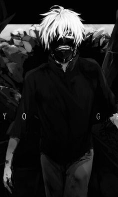 This is a new photo of Kaneki