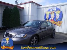 awesome 2014 Chrysler 200 Series - For Sale View more at http://shipperscentral.com/wp/product/2014-chrysler-200-series-for-sale-8/