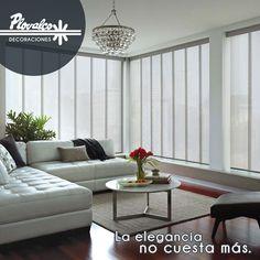 Aprovecha nuestras excelentes ofertas en persianas pisos laminados Ecofloor y tapices. Ven a conocerlos! Estamos a la orden al 218-5525 y en nuestro inbox. - http://ift.tt/1QIZuz0