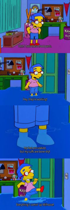Everything's coming up Milhouse, the bests of Milhouse memes - CLICK TO SEE MORE!