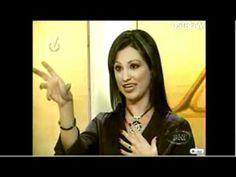 Efectiva Técnica para manejar las emociones. Entrevista en Venevisión. Heiddy Sulbarán. Life Coach. Tv, Interview, Exercises, Television Set, Television