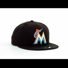 New Miami Marlins fitted hat it'll be the next fitted hat I buy!  I have about 25 of them.