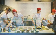 Pizzerias Try to Apply the Chipotle Formula