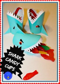 It's Friday! What have you been working on this week? We can't wait to see it and feature YOU! Erin from Strawberry Mommycakes Ocean Theme Decorations, Shark Party Decorations, Pool Party Themes, Party Ideas, 6th Birthday Parties, Boy Birthday, Half Birthday, Birthday Ideas, Party Poppers