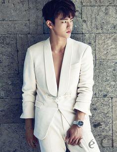 Seo In Guk, j contentree M&B magazine