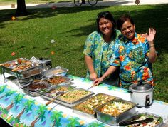 What's Cookin, Chicago?: Annual What's Cookin Chicago Summer Luau Hawaiian Luau, Food Displays, Birthday Parties, Themed Parties, Party Entertainment, Party Themes, Party Ideas, Party Fashion, Chicago