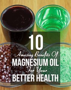 Want to tap the myriads of benefits offered by magnesium oil? Magnesium oil is nothing but magnesium flakes suspended in the oil. Know its 10 amazing benefits here