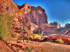 Amasa Back Trail Moab 2010 ‹ Mountain Biking USA