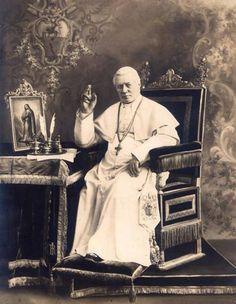 "theraccolta: ""S. Pii X Papae Confessoris """