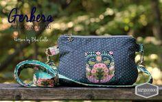 FREE The Gerbera Mini Crossbody Bag - PDF Sewing Pattern – Blue Calla Patterns