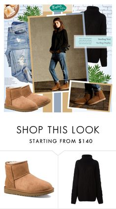 """Englins Ugg II Collection"" by stylect ❤ liked on Polyvore featuring WALL, UGG Australia, Faith Connexion, Tiffany & Co., polyvorecommunity, contestentry, polyvoreeditorial and polyvorecontest"