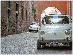 Street of Rome-Art Symphony: La Bella Roma