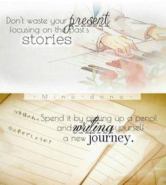 Anime quote || Mino-dono