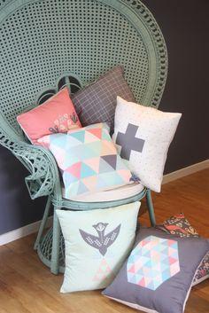 Nordic Cushions www.cloudninecreative.co.nz