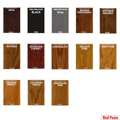 General Finishes Gel Stain Pint Or Furniture Oil Topcoat Java Wood Finish