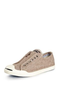 Jack Purcell slip-ons